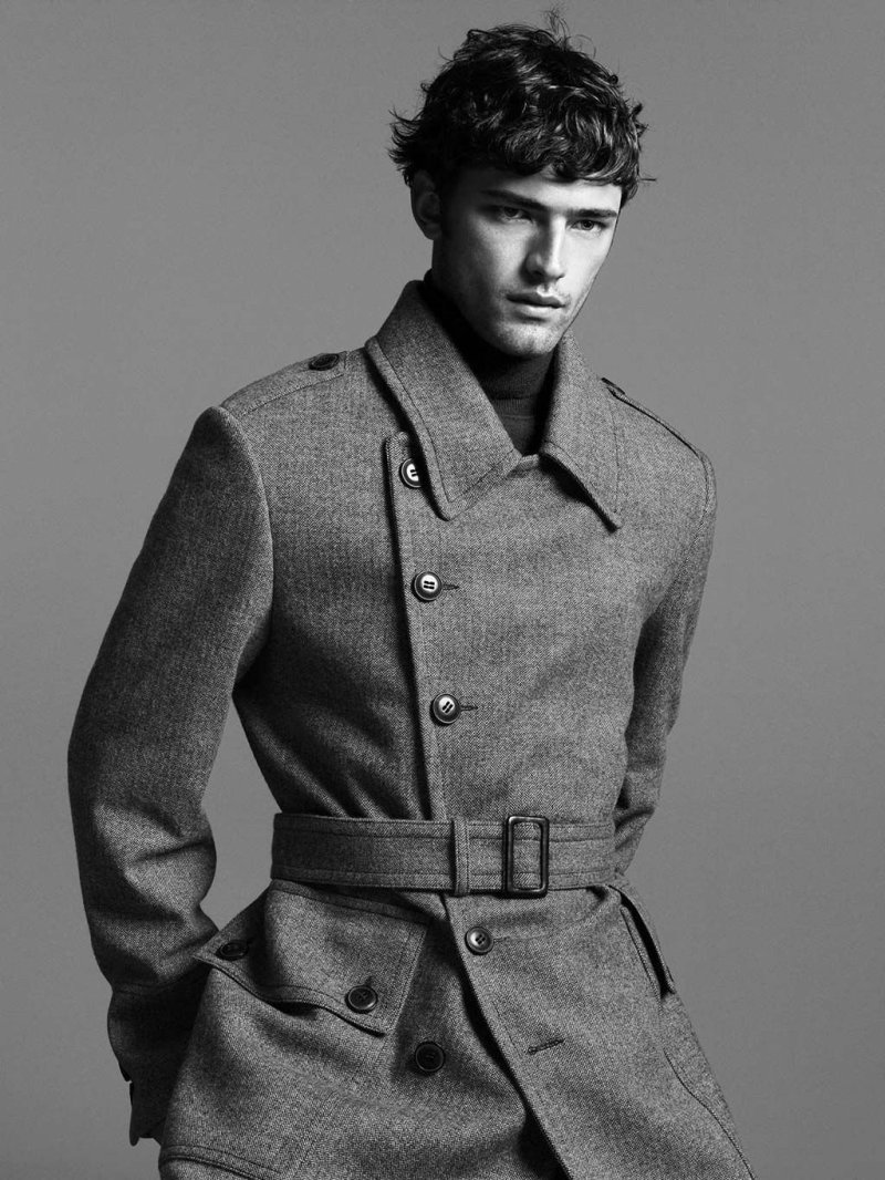 Sean O'Pry for Zara Fall 2010 Campaign | The Fashionisto