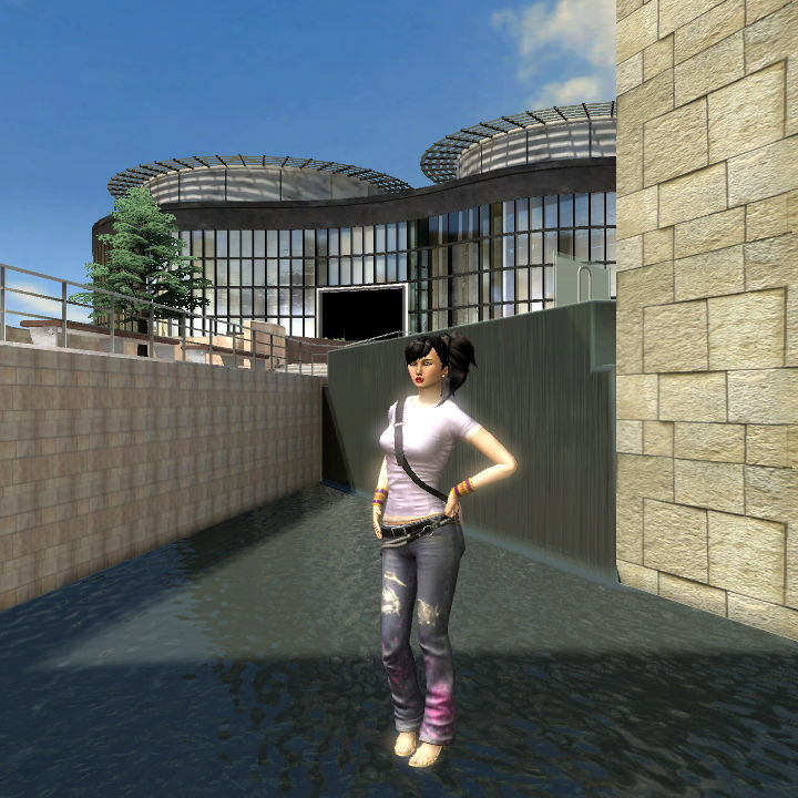 PS3 Home: The Ladies Fashion Runway